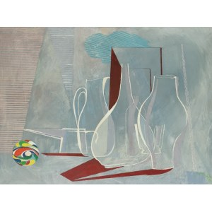Tadeusz GRONOWSKI (1894-1990), Crescendo, 1966?