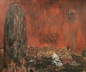 Zbigniew SPRYCHA (ur. 1959), Kompozycja, 1990