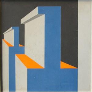 Fritz MIKESCH (1939-2009), Wall, 1967