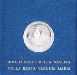 DWIE MONETY 500 LIRÓW, Watykan