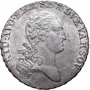 Duchy of Warsaw, 1/3 thaler 1814