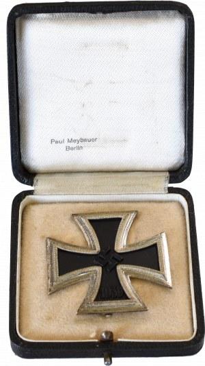 Germany, III Reich, 1st class Iron Cross Paul Meybauer Berlin