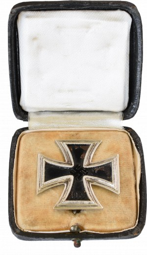 Germany, III Reich, 1st class Iron Cross