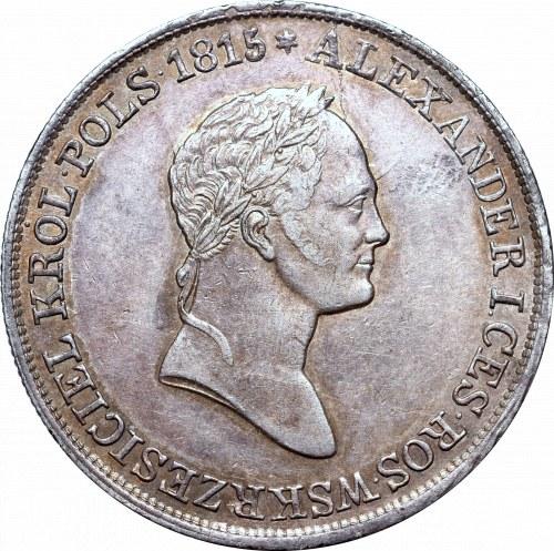 Królestwo Polskie, 5 złotych 1830 - duch