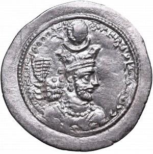 Sasanidzi, Yazdgard I, Drachma
