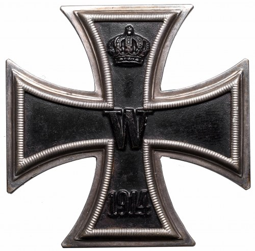 Germany, Weimar Republic, Iron Cross I Class for WWI