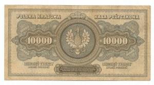 II RP, 10000 marek polskich 1922