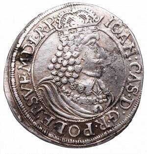 Jan II Kazimierz, Ort 1655, Toruń HI-L
