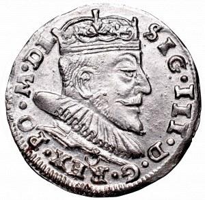 Sigismund III, 3 groschen 1590, Vilnius
