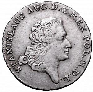 Stanisław August Poniatowski, Dwuzłotówka 1766 FS