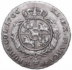 Stanislaus Augustus, 2 zloty 1766