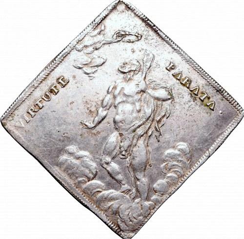 Germany, Saxony, Thaler klippe 1699, Dresden