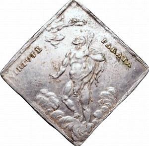 Niemcy, Saksonia, Klipa talarowa 1699, Drezno