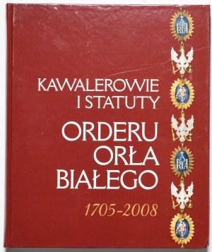Męclewska, Kawalerowie i statuty Orderu Orła Białego