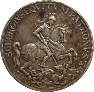 Francja/Polska, Medal podróżny, srebro, sygnowane