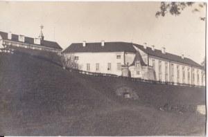 Przedwojenna fotografia: Nieśwież - zamek