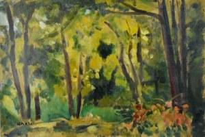Aneri Irena Weissowa (1888-1981), Pejzaż