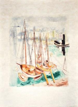 Mojżesz Kisling (1891 - 1953), Port Saint Tropez