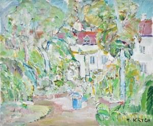 Henryk Krych (1905 - 1980), Na Mokotowie