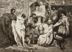 Henryk Siemiradzki (1843-1902), Wazon czy kobieta