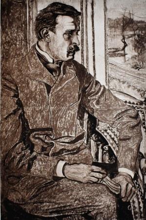 Stanisław Wyspiański (1869-1907), Portret Prof. Dr. J. Pagaczewskiego