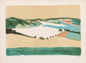 Henryk Hayden (1883 Warszawa - 1970 Paryż) Pejzaż