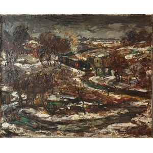 Maurice Vagh-Weinmann (1899 Budapeszt – 1986 tamże) Lokomotywa