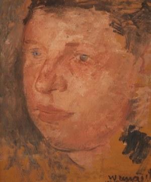 Joachim Weingart (1895 Drohobycz - 1942 Auschwitz) Portret, 1930 r.