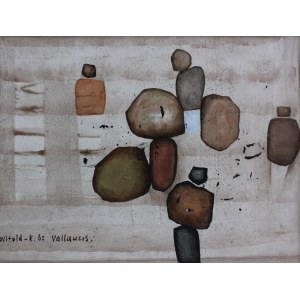 Witold-K [Leszek Wit Kaczanowski] (ur.1932) Kompozycja