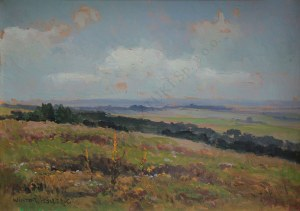 Wiktor Korecki (1890-1980) Pejzaż