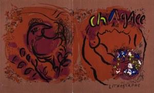Marc Chagall, Lithographe (okładka), 1960