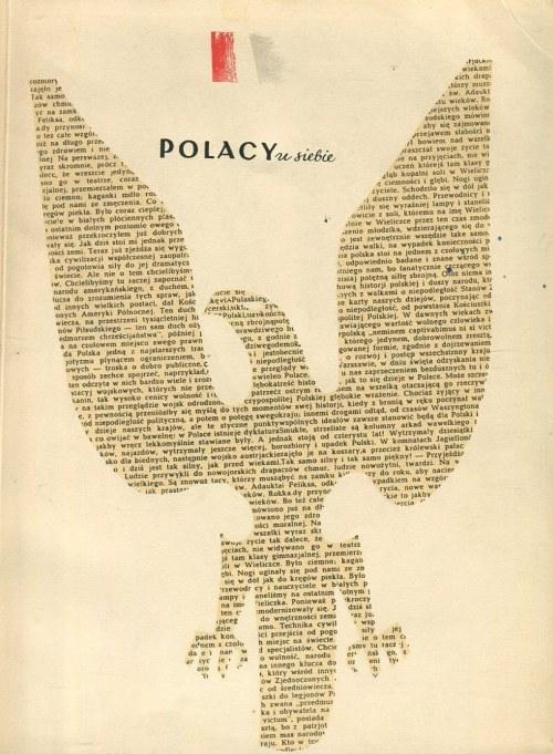 Polacy u siebie. Drzeworyty Stanisława Ostoi-Chrostowskiego [druk bibliofilski]