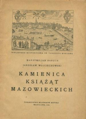 BARUCH Maksymilian, WOJCIECHOWSKI Jarosław - Kamienica książąt mazowieckich