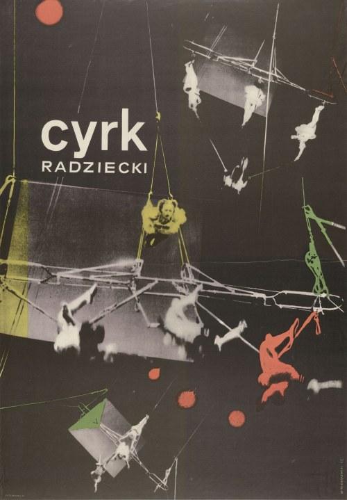 plakat TOMASZEWSKI Henryk - Cyrk radziecki