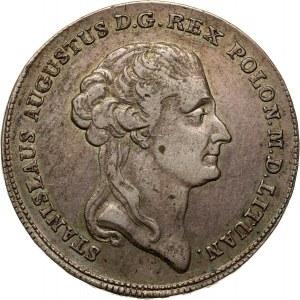 Stanisław August Poniatowski, talar 1792 MV, Warszawa