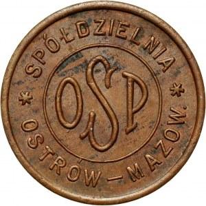 Ostrów Mazowiecka-Komorowo, 5 złotych, Spółdzielnia Oficerskiej Szkoły Piechoty