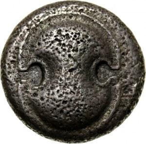 Greece, Boeotia, Thebes, Stater circa 425-400 BC