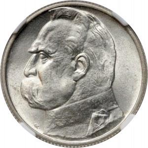 II RP, 2 złote 1934, Warszawa, Józef Piłsudski