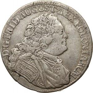 August III, 1/3 talara 1755 FWÔF, Drezno
