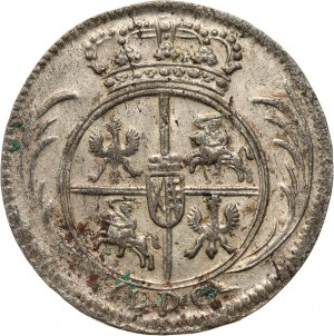 August III, 1/24 talara (grosz) 1754 L, Lipsk