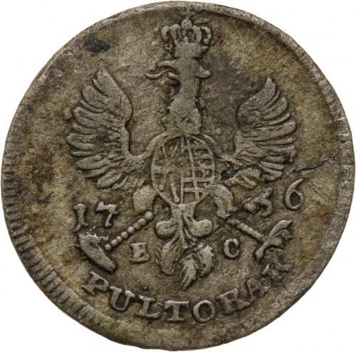 August III, półtorak 1756 EC, Lipsk