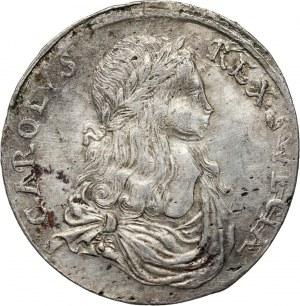 Sweden, Charles XI, 2 Mark 1664, Stockholm