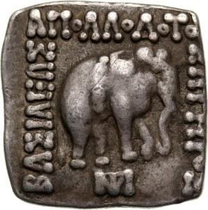 Greece, Bactria, Apollodotus I Soter, Drachm c. 180-160 BC