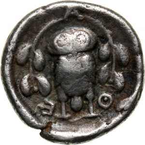 Greece, Attica, Hemidrachm c. 454-404 BC, Athens