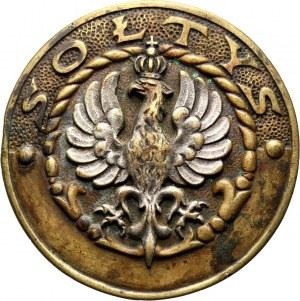 II RP, odznaka, Sołtys