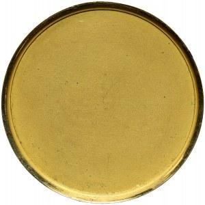 XIX wiek, Wincent Korwin - Krasiński, jednostronna odbitka medalu z 1814 roku
