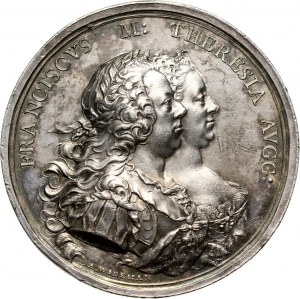Germany, Saxony, Friedrich August II, medal 1759