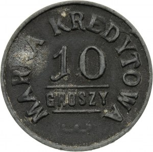 Włodawa, 10 groszy, Spółdzielnia Spożywcza 30 Pułku Artylerii Polowej