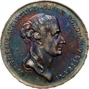 Stanisław August Poniatowski, talar 1788 EB, Warszawa