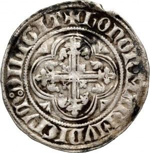 Zakon Krzyżacki, Winrych von Kniprode 1351-1382, półskojec